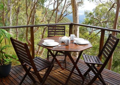 Ridge Cottage Holiday Accommodation Binna Burra Beechmont